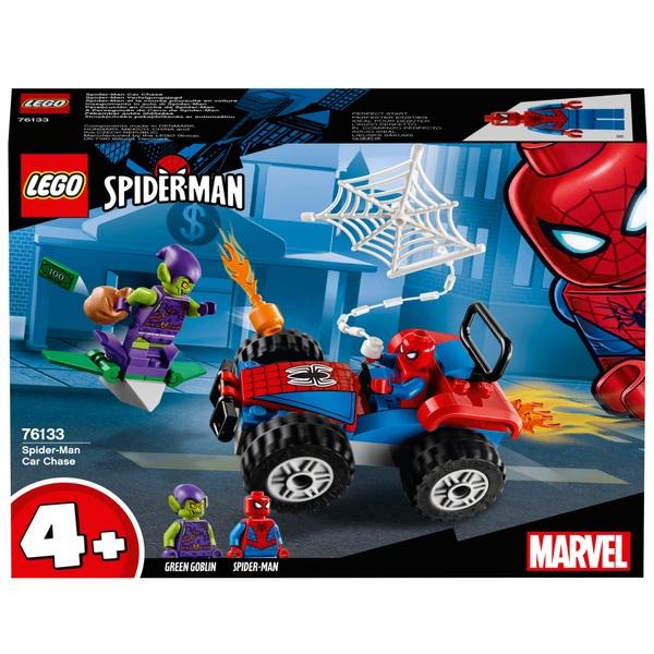 Lego 76133 Marvel Super Heroes Spider Man Car Chase Lego