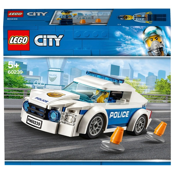LEGO 60239 City Police Car