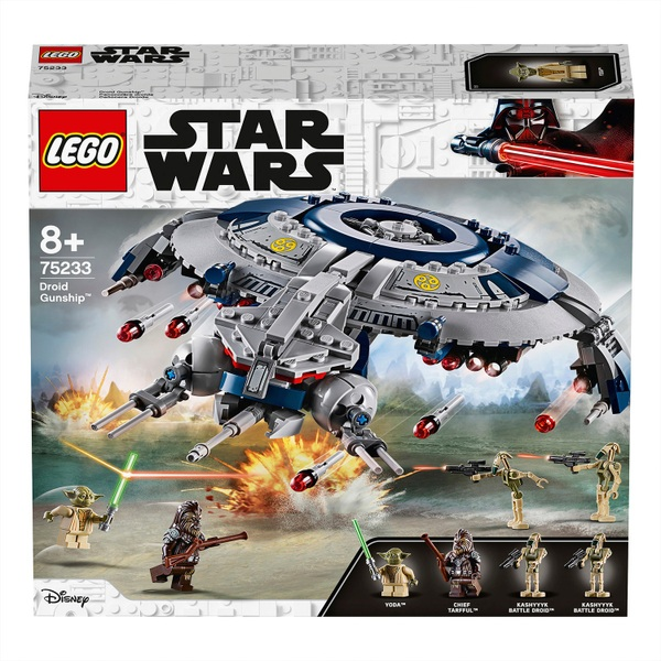 Lego 75233 Star Wars Droid Gunship Lego Star Wars Ireland