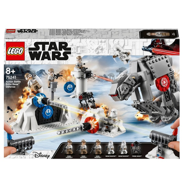 LEGO 75241 Star Wars Echo Base Defence Set
