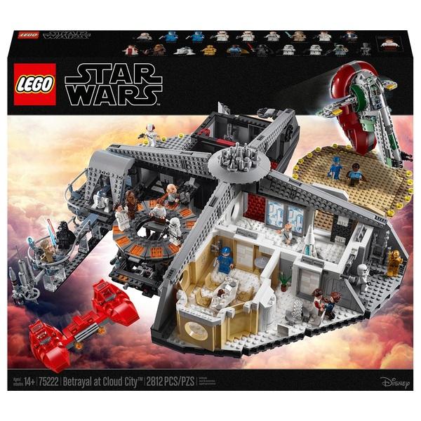 LEGO 75222 Star Wars Betrayal at Cloud City