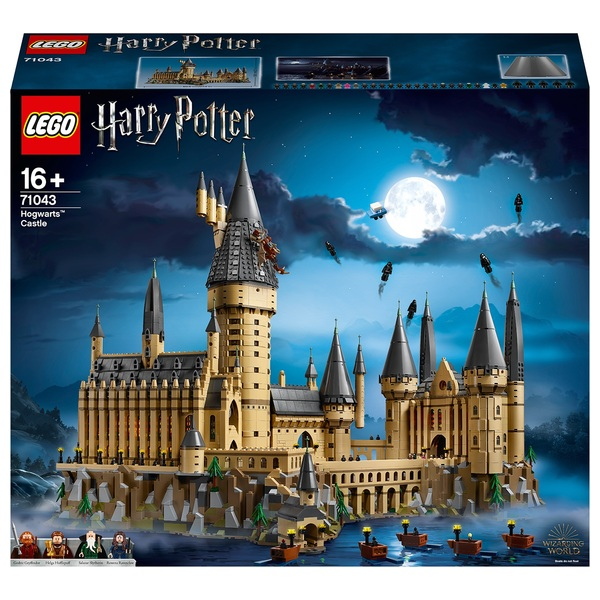 LEGO 71043 Harry Potter Hogwarts Castle Toy