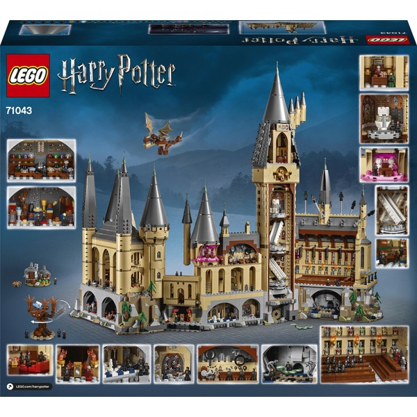 Lego 71043 Harry Potter Hogwarts Castle Toy Lego Harry Potter Uk