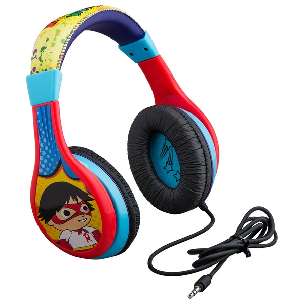 Ryan's World Youth Headphones - Ryan's World UK