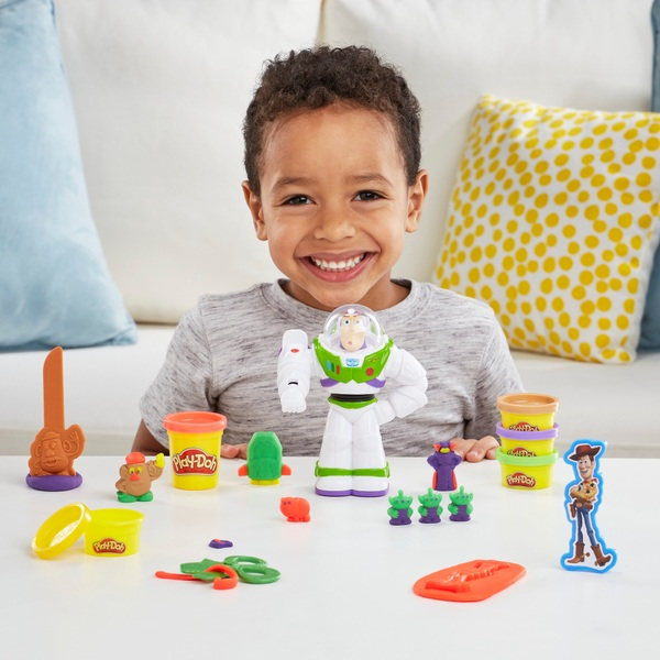 Play-Doh Disney Pixar Toy Story Buzz Lightyear Set