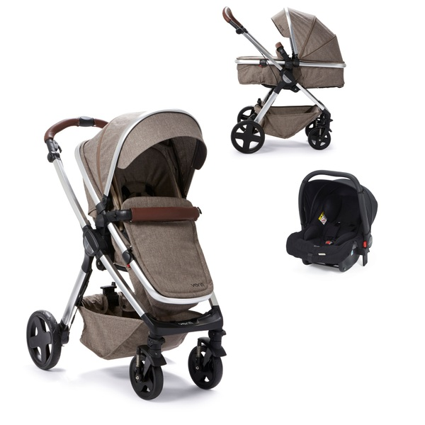 Baby Elegance Venti Travel System - Coffee