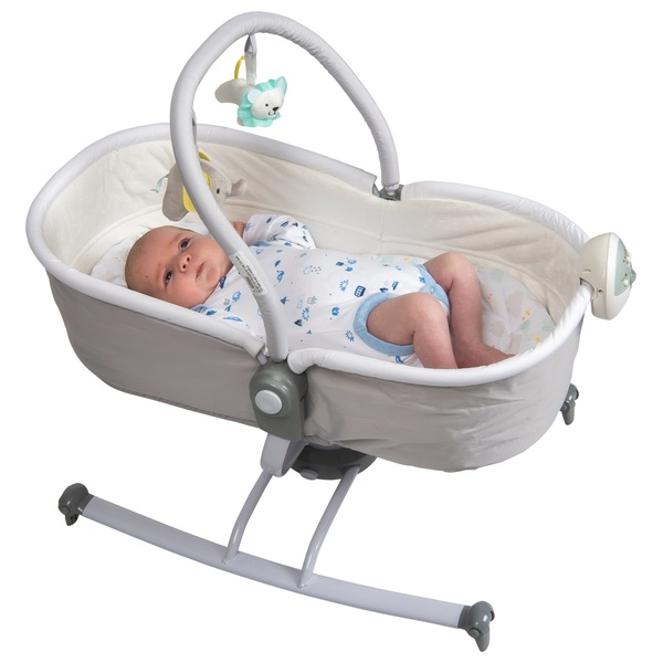 50c0ed2ef Nested 3-in-1 Rocker - Baby Bouncers UK