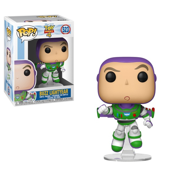 POP! Vinyl: Toy Story 4 Buzz Lightyear