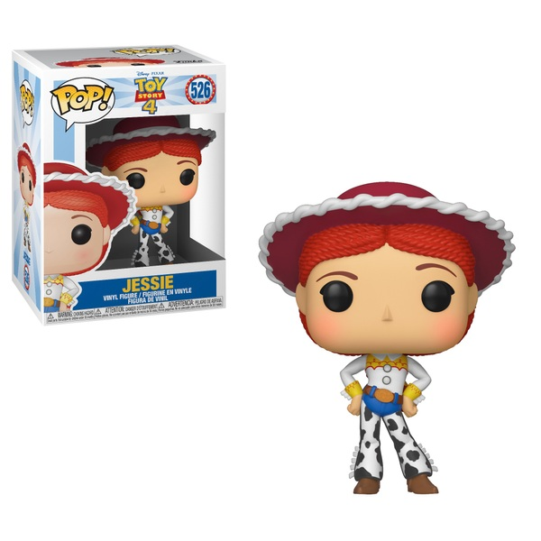 POP! Vinyl: Toy Story 4 Jessie
