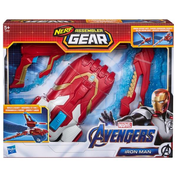 Marvel Avengers: Endgame Nerf Iron Man Assembler Gear - Marvel Avengers  Endgame UK