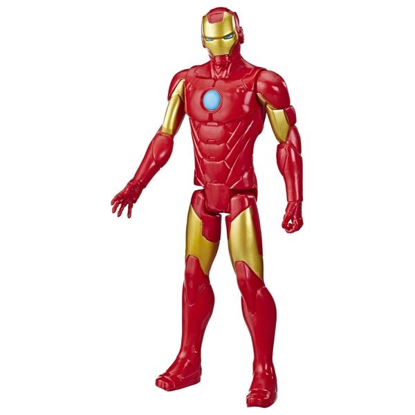 Iron Man Marvel Avengers: Titan Hero Series 30cm Action Figure Inspired by Marvel Universe