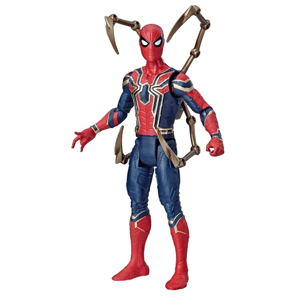 Marvel: Avengers Endgame Iron Spider-Man 15cm figure
