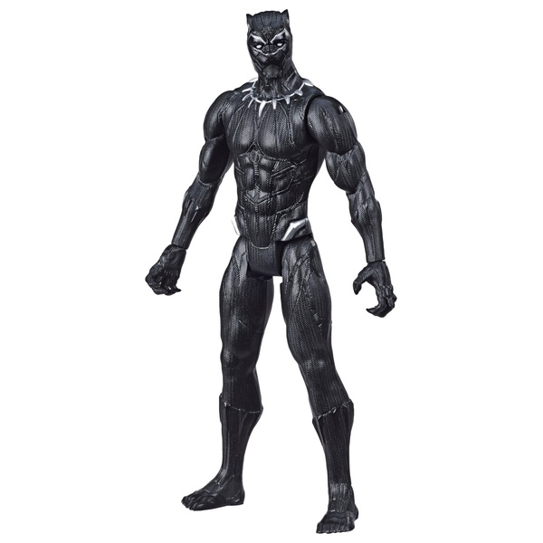 Marvel Avengers Titan Hero Black Panther 30cm Action Figure