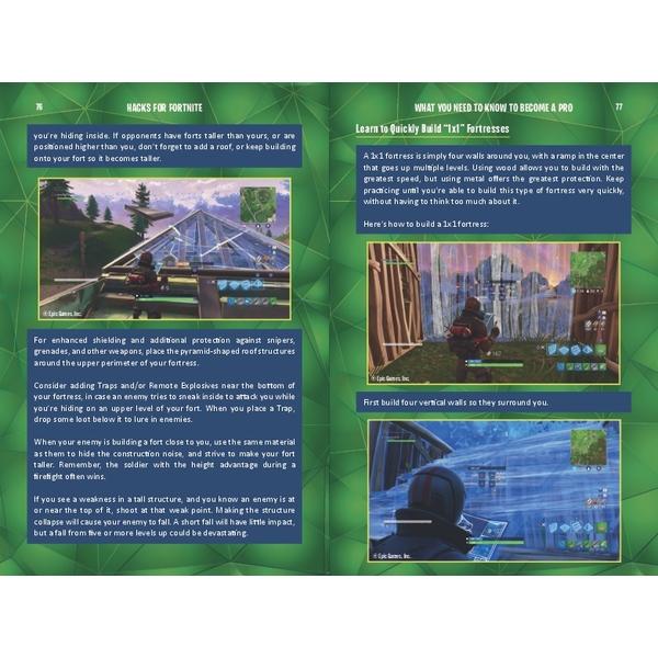 Fortnite Battle Royale Hacks: Advanced Strategies PB Book - Fortnite Full  Range UK