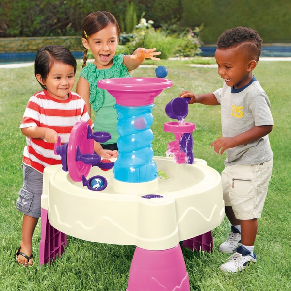Little Tikes Spiralin' Seas Water Table Pink