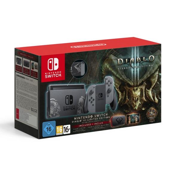 Nintendo Switch Diablo 3 Limited Edition Bundle
