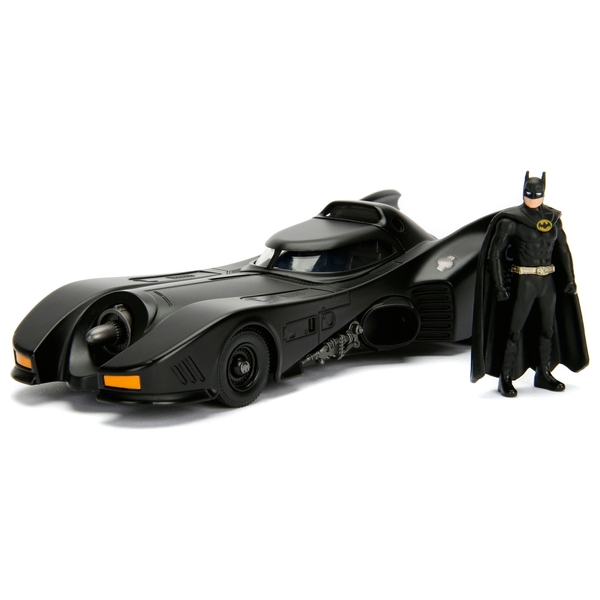 1:24 1989 Batmobile with Batman Figure