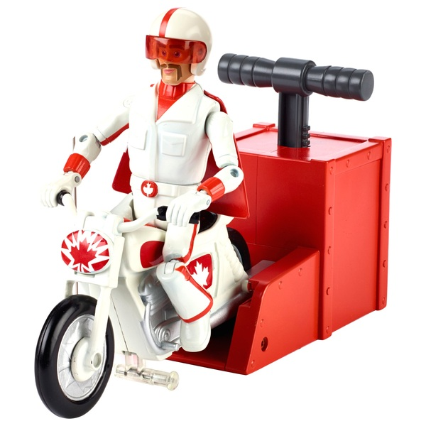 Toy Story 4 Stunt Racer Duke Caboom