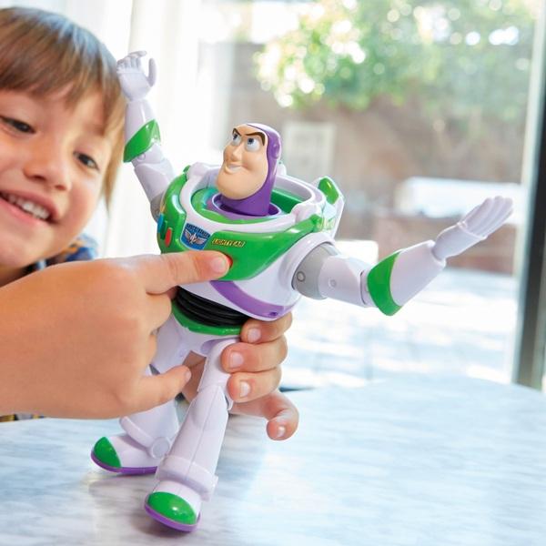 Buzz Lightyear True Talkers Figure Disney Pixar's Toy Story 4