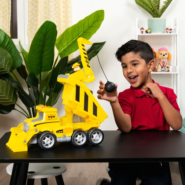 PAW Patrol Ultimate Construction Rescue Truck