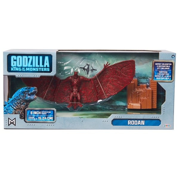 Godzilla King of Monsters 15cm Rodan