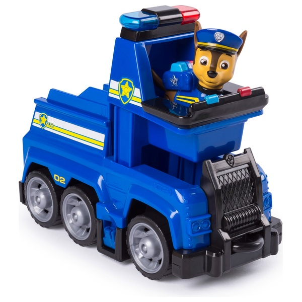 PAW Patrol Ultimate Rescue Vehicle - Chase