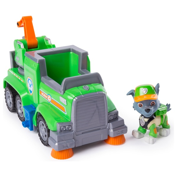 PAW Patrol Ultimate Rescue Vehicle - Rocky