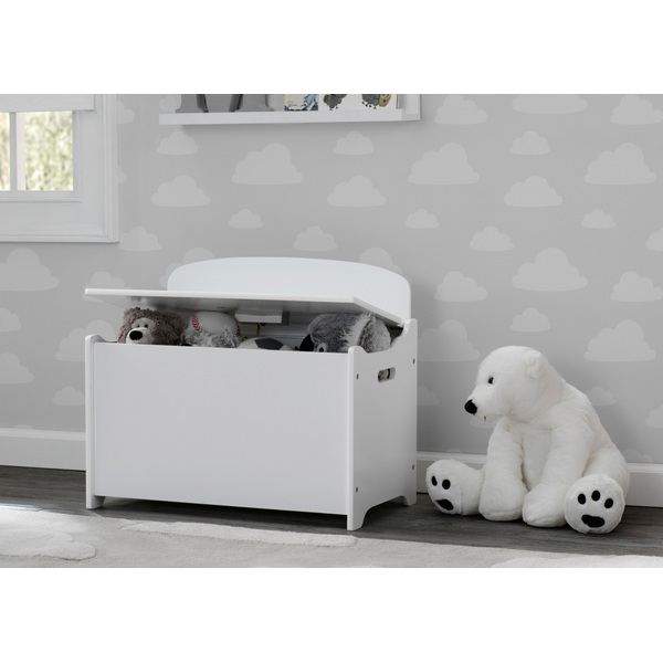 Baby Bedroom In A Box Special: Delta Children Toy Box White