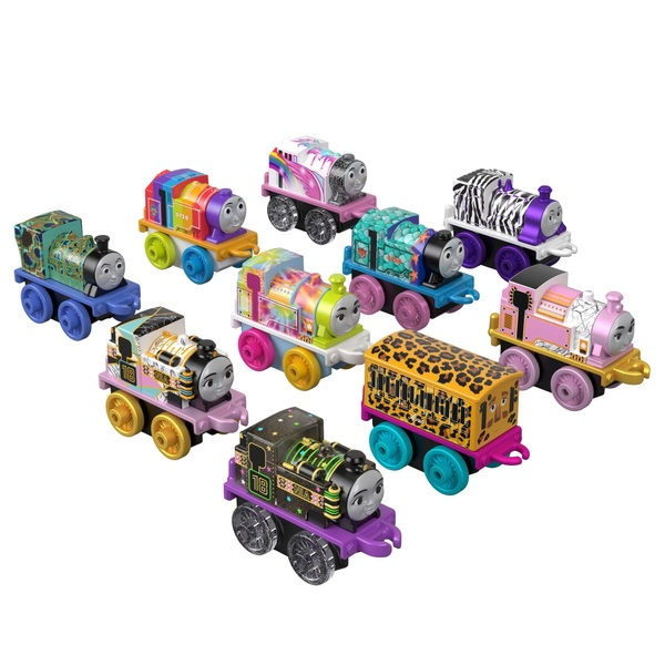 Thomas and Friends Minis Stylin' Steamies 10 pack