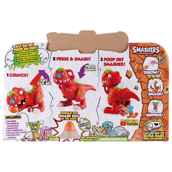 Smashers Dino Smash Rex Playset - Smashers UK