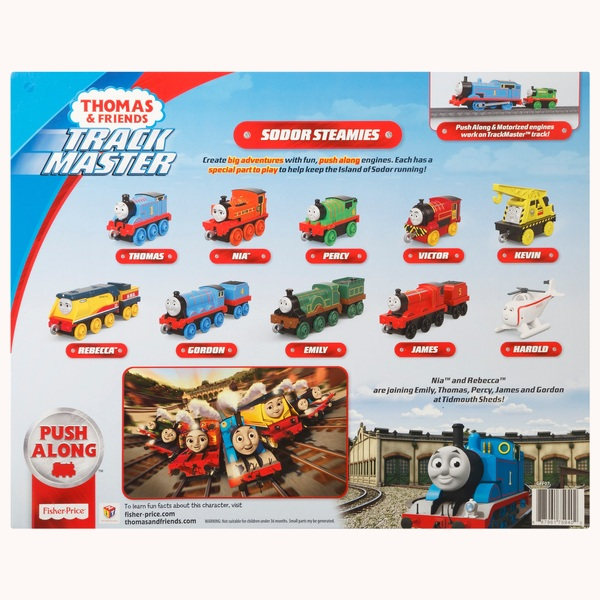 Fisher-Price Thomas /& Friends Adventures Push Along Victor