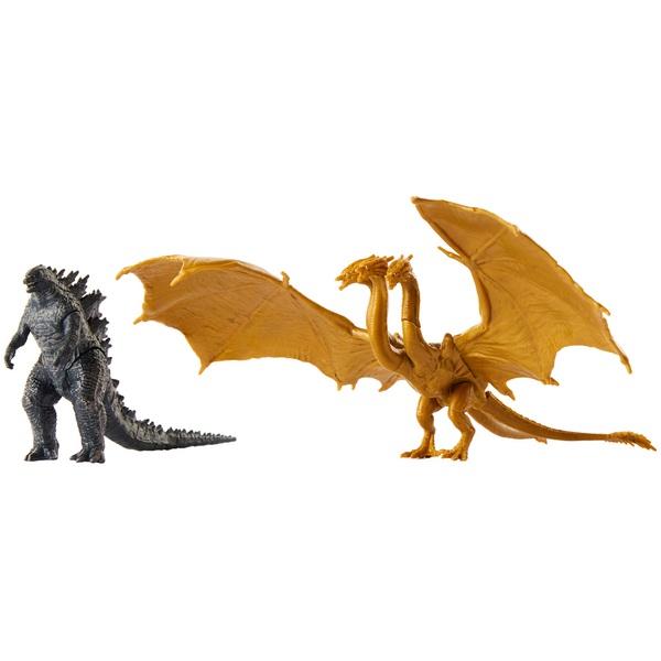 Godzilla King Of Monsters 9cm King Ghidorah/Godzilla ...