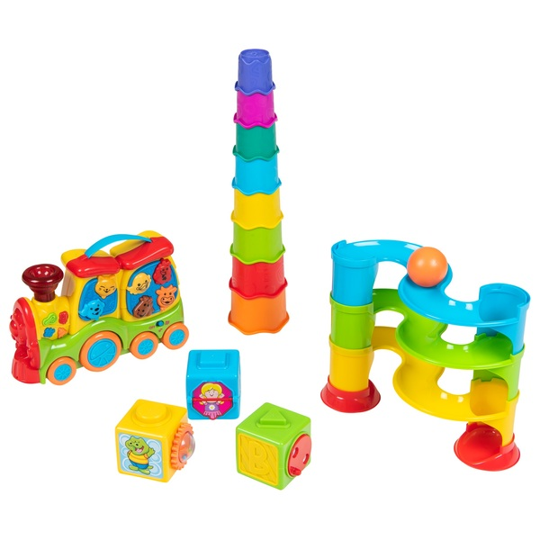 Big Steps Play 4 in 1 Gift Set