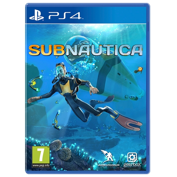 Subnautica PS4 - PlayStation 4 Games Ireland