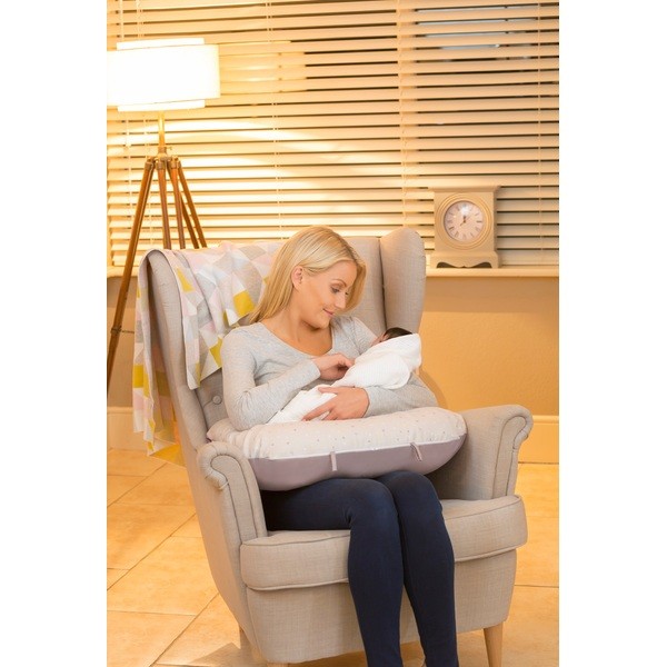 Clevamama Clevacushion Nursing Pillow Amp Baby Nest Smyths