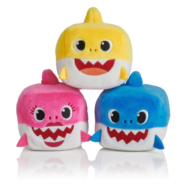 Baby Shark Family - Sound Cubes Assortment