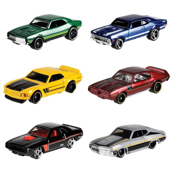 Hot Wheels Rally Detroit Vehicles Assortment