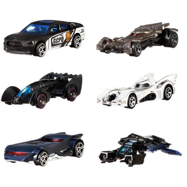 Hot Wheels Batman Vehicles Asst