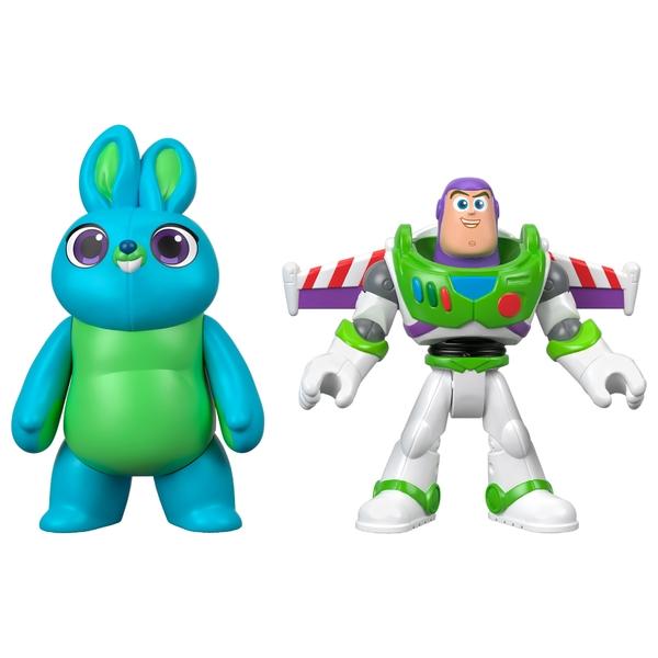 Imaginext Toy Story 4 Basic Buzz & Bunny