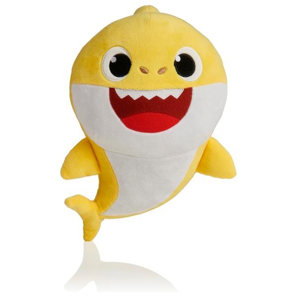 Baby Shark - Baby Sound Plush Doll