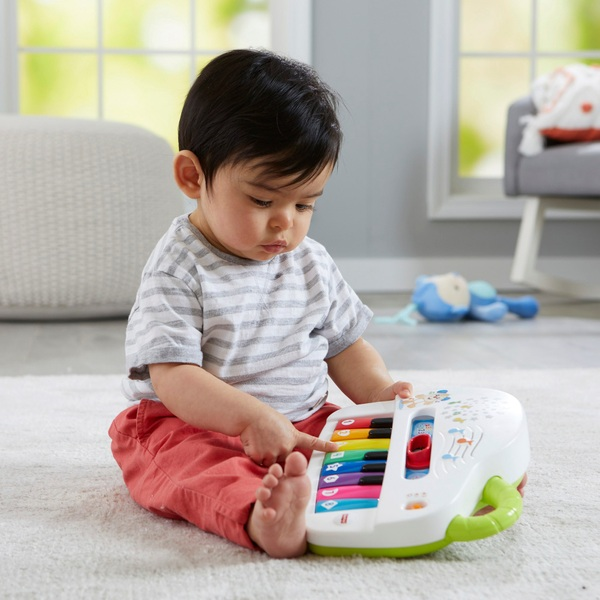 Fisher-Price Laugh & Learn Silly Sounds Piano Baby Toy