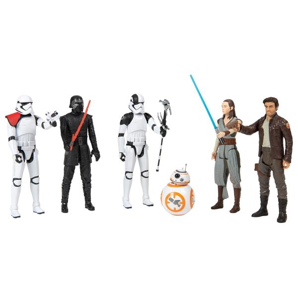 Star Wars Figures 6 - Pack - Star Wars UK