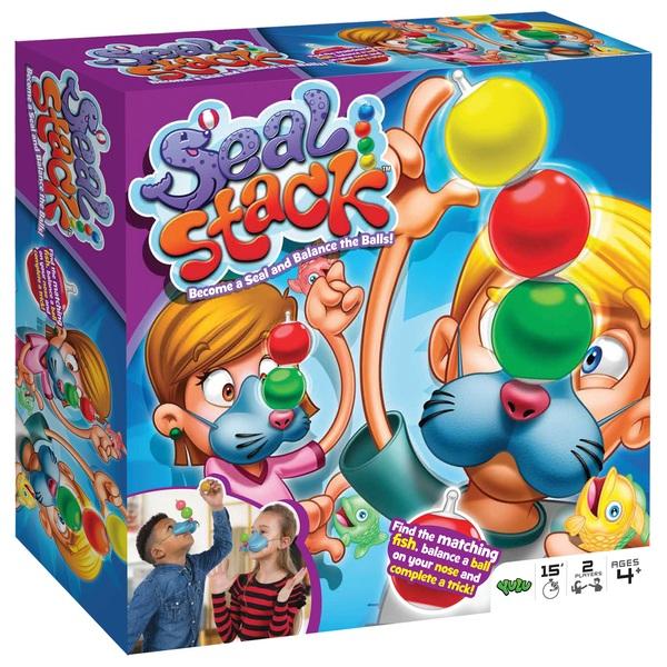 Seal Stack Game