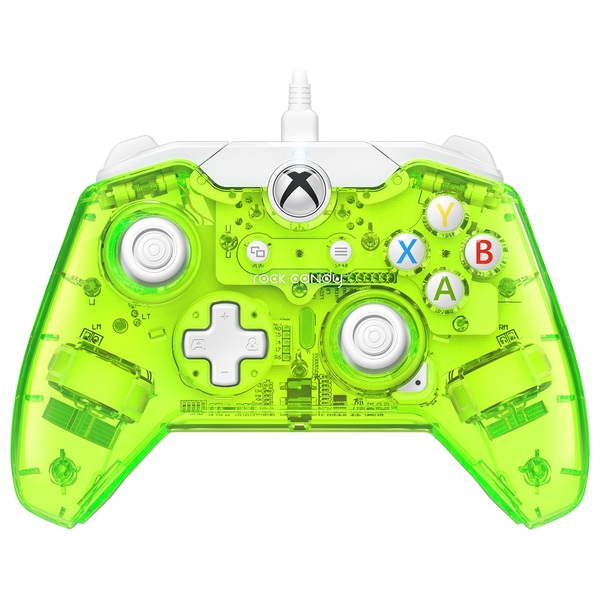 PDP Rock Candy Lala Lime Controller Xbox One