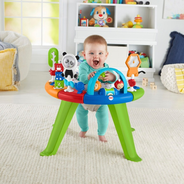 bef4b0ca3d82 Fisher Price 3-in-1 Spin and Sort Activity Centre - Entertainers and ...