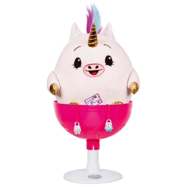 Pikmi Pops Style Jumbo Plush - Dream The Stretchy Unicorn