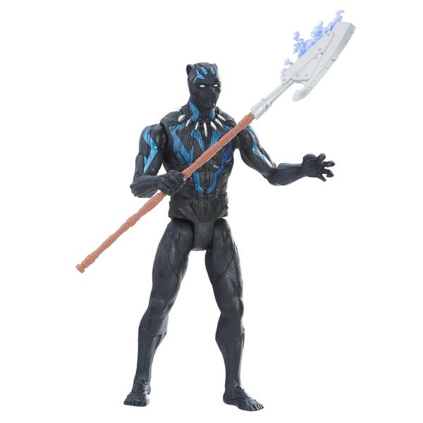26a3e2219d6 Marvel Black Panther Vibranium Suit Black Panther - Spider-Man ...