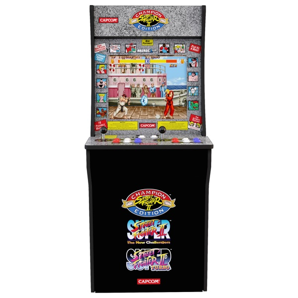 Arcade1Up - Street Fighter 2 Champion/Turbo