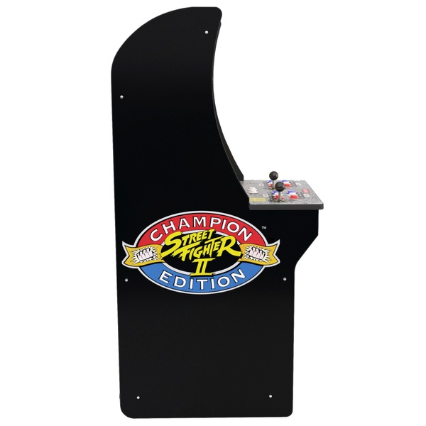 Arcade1up street fighter 2 machine