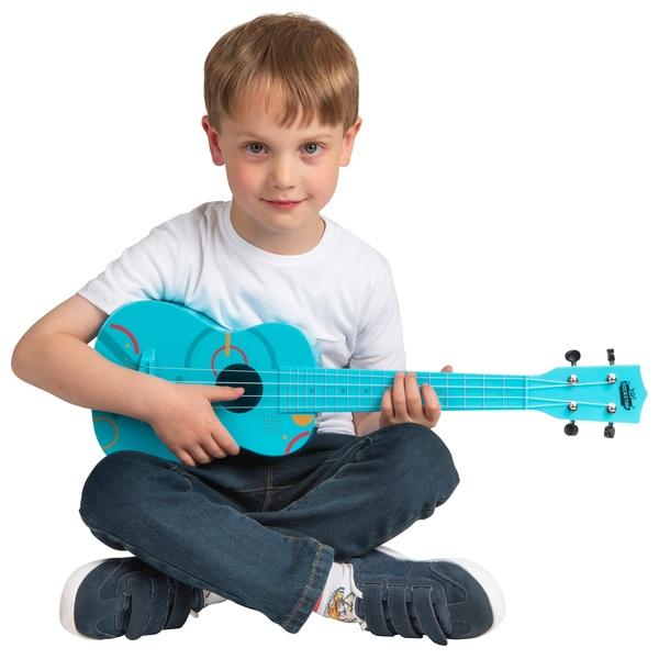 Rockstar Junior Beautiful Melody Blue 50cm Ukulele